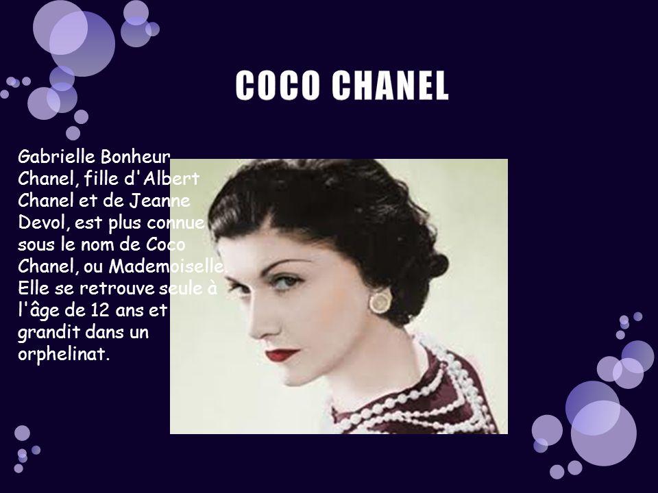 Elle est d abord chanteuse de music-hall : un soir de 1905, elle chante « Qui qu a vu Coco dans le métro », et en gardera son surnom.
