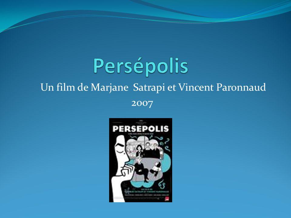 Un film de Marjane Satrapi et Vincent Paronnaud 2007
