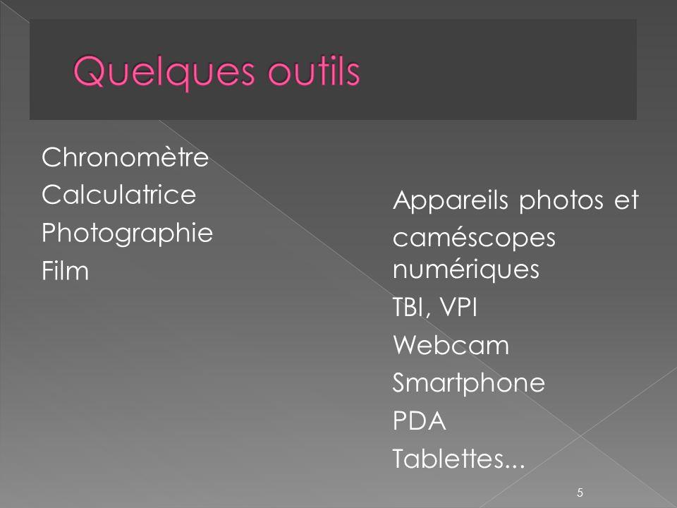 5 Chronomètre Calculatrice Photographie Film Appareils photos et caméscopes numériques TBI, VPI Webcam Smartphone PDA Tablettes...