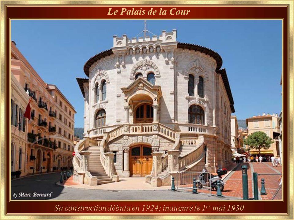 La Cathédrale …où la Princesse Grace se maria et où elle repose pour toujours
