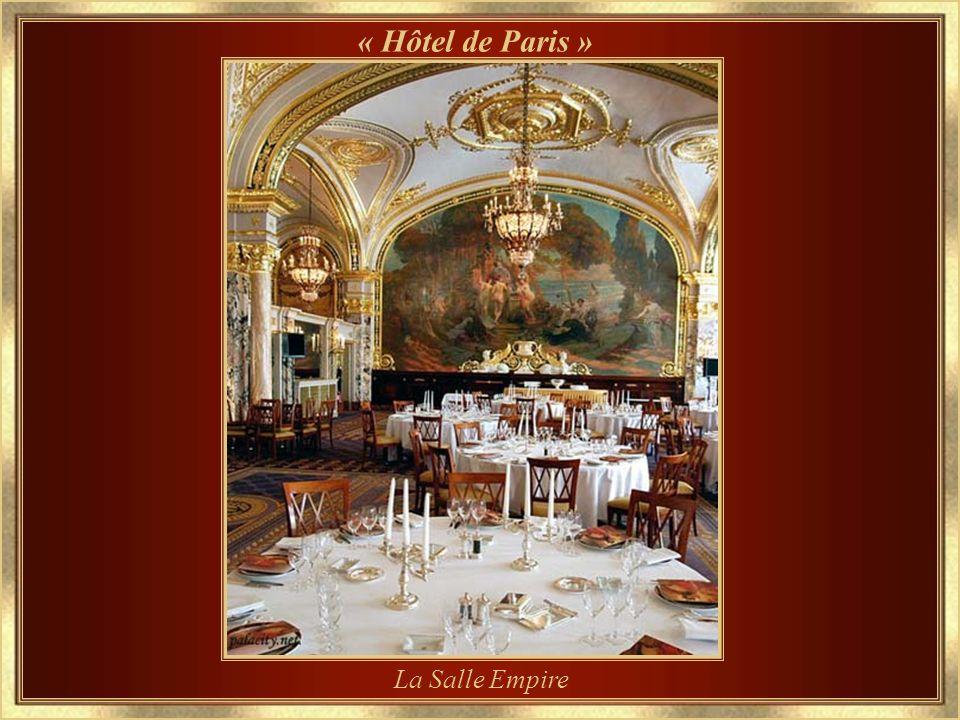 Inauguré en 1864 « Hôtel de Paris »