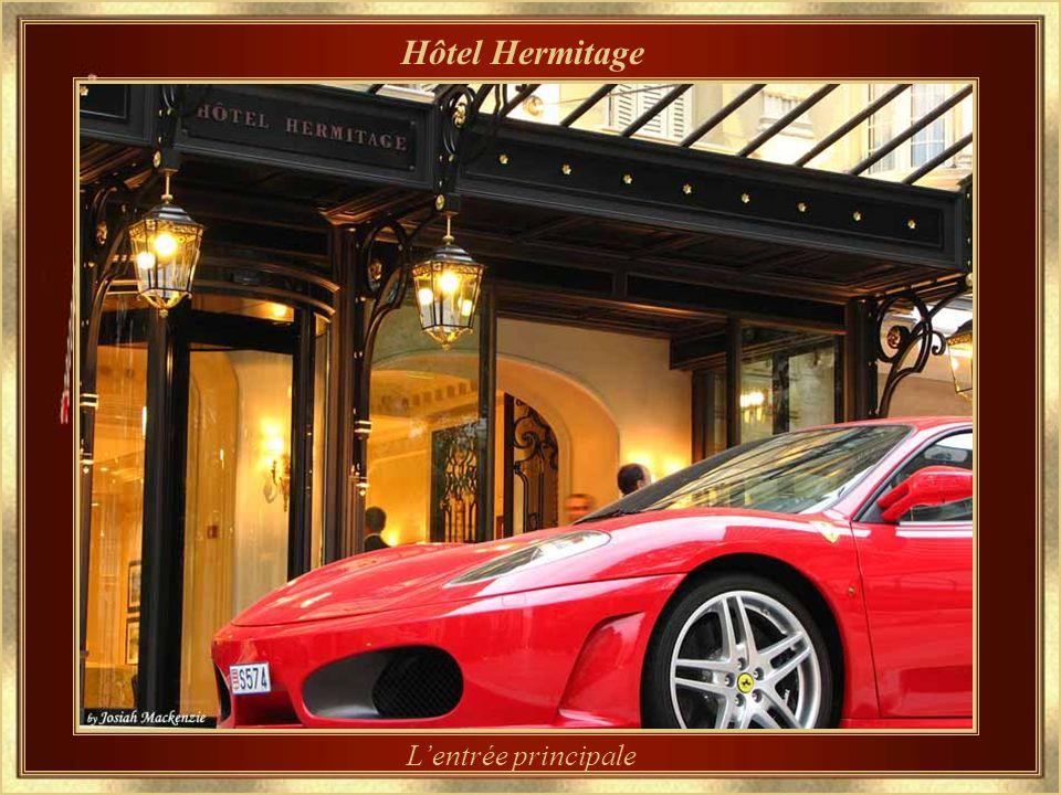 Hôtel Hermitage Un hôtel traditionnel raffiné