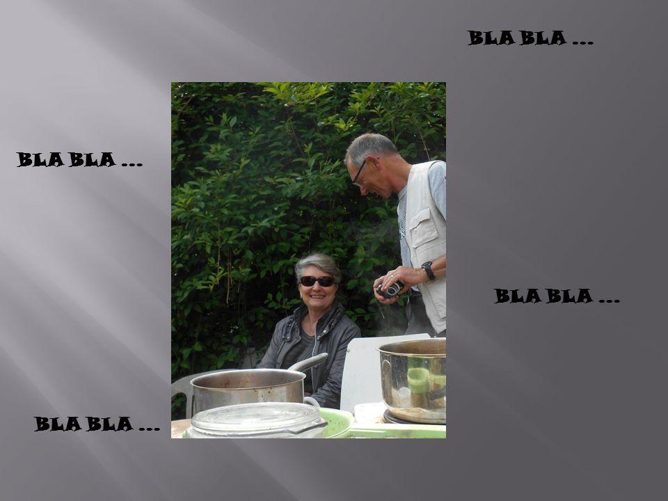 BLA BLA …