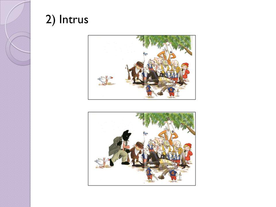 2) Intrus
