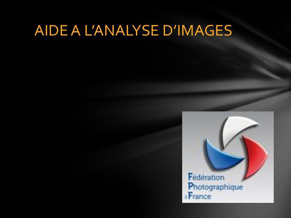 AIDE A LANALYSE DIMAGES