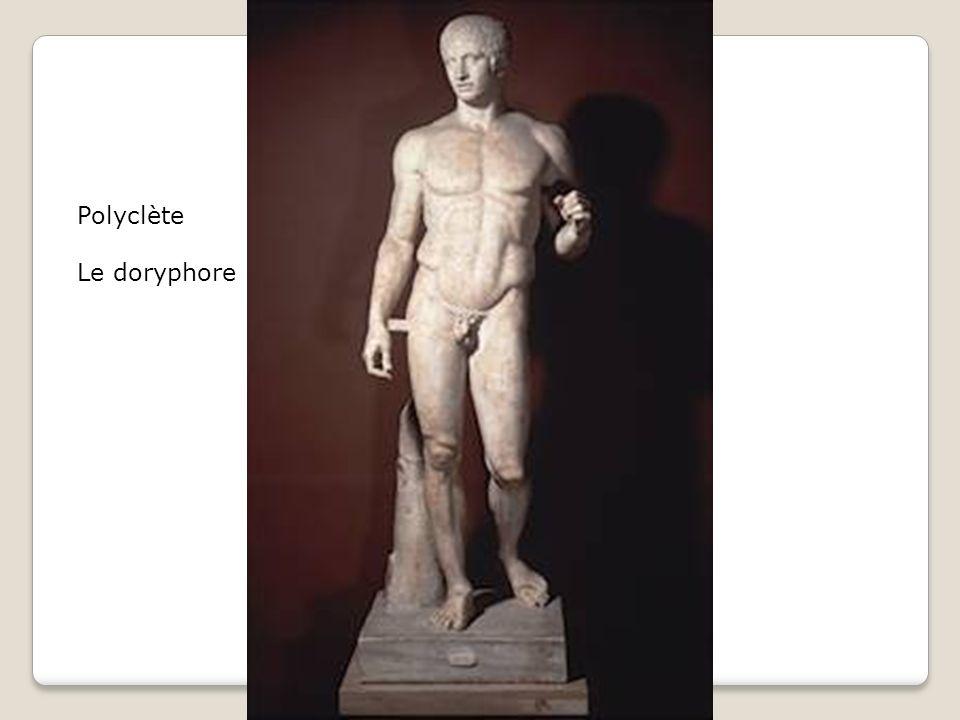 Polyclète Le doryphore