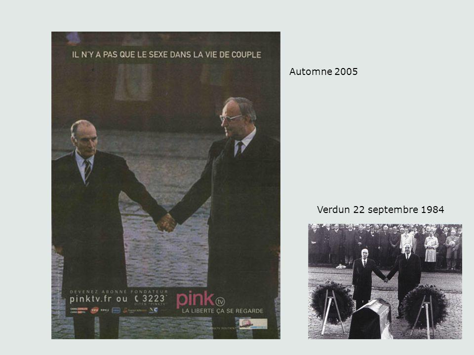 Automne 2005 Verdun 22 septembre 1984