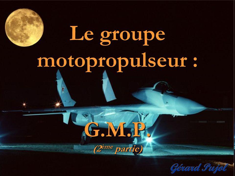 Le groupe motopropulseur : G.M.P. (2 ème partie)