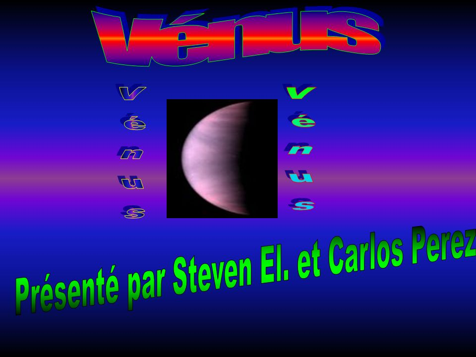 Voici une image prise par Venera 14. Cette photo montre la surface de Vénus