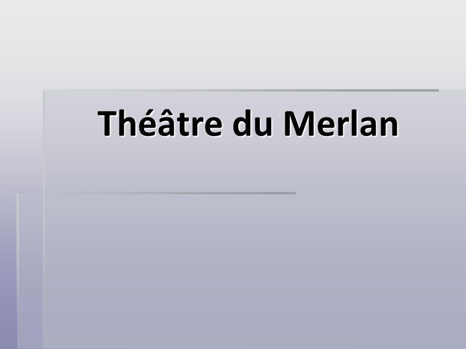 Théâtre du Merlan
