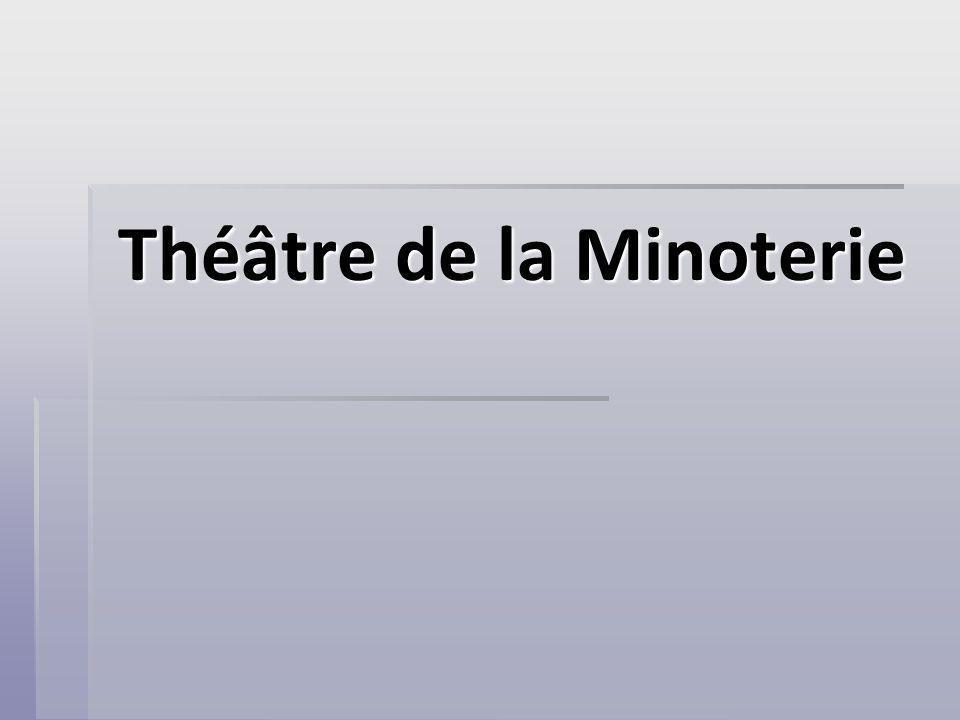 Théâtre de la Minoterie