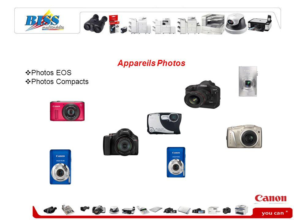 Appareils Photos Photos EOS Photos Compacts
