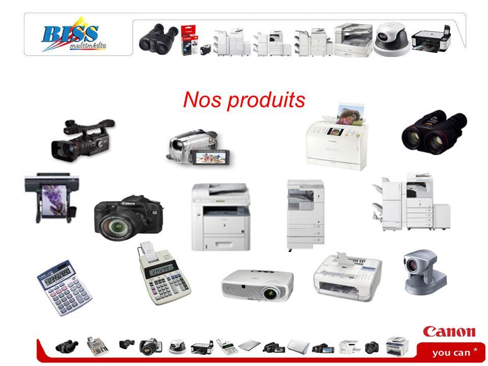 Nos produits