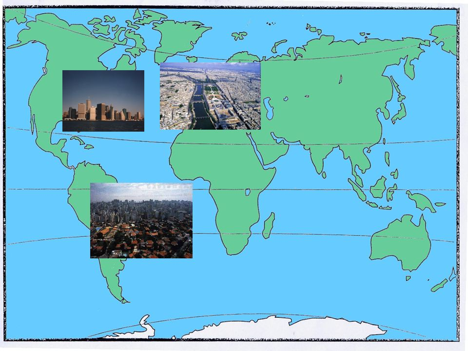 Sao Paulo (Brésil) Sur quel continent se situe Sao Paulo ? Sao Paulo, un exemple de ville de pays pauvre