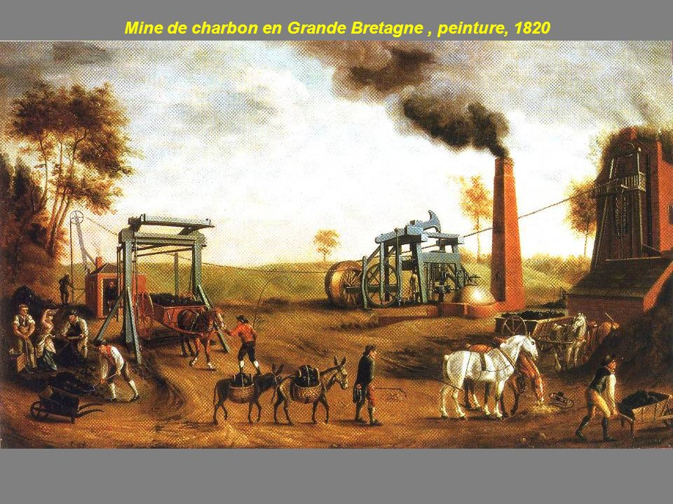 A. Innovation et processus industriel