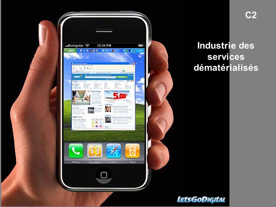 Industrie des services dématérialisés C2