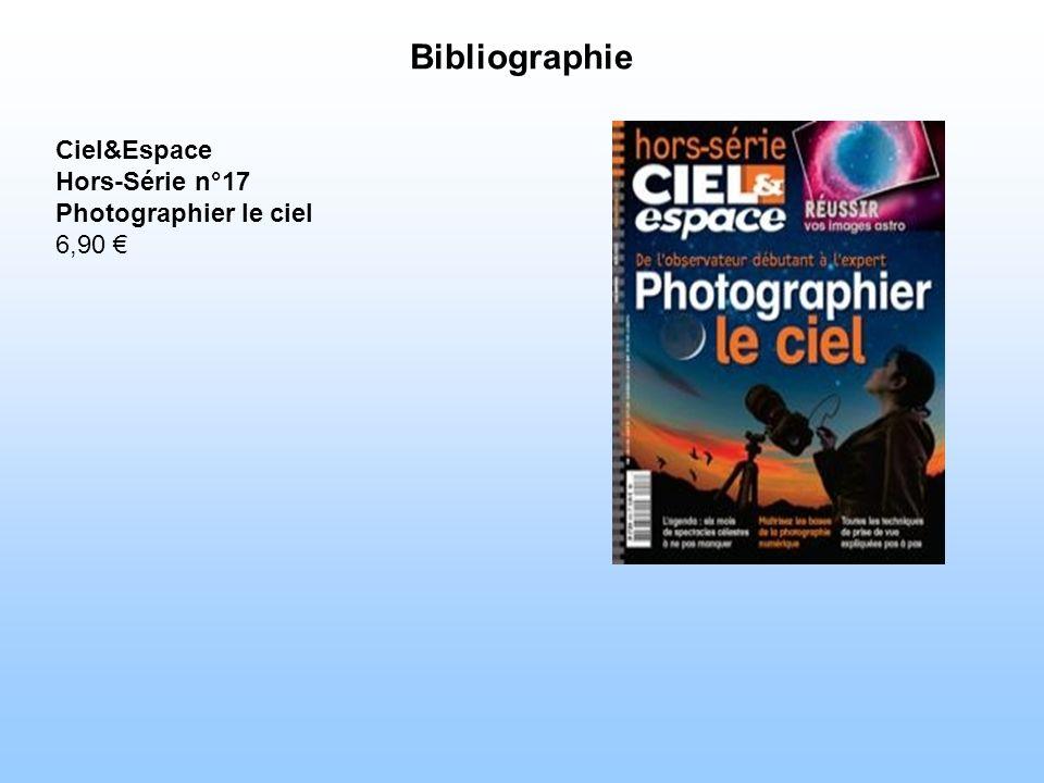 Bibliographie Ciel&Espace Hors-Série n°17 Photographier le ciel 6,90