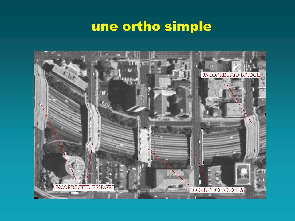 une ortho simple
