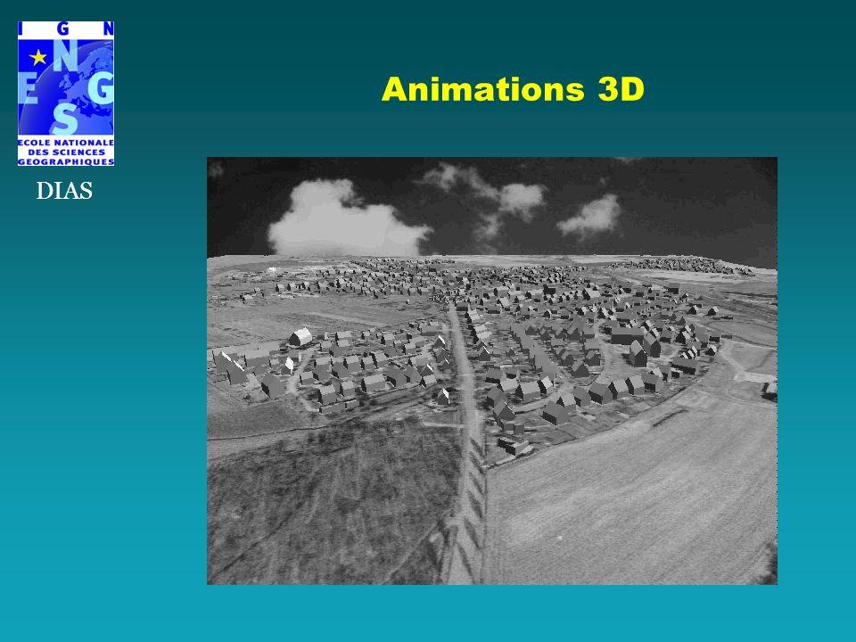 Animations 3D DIAS