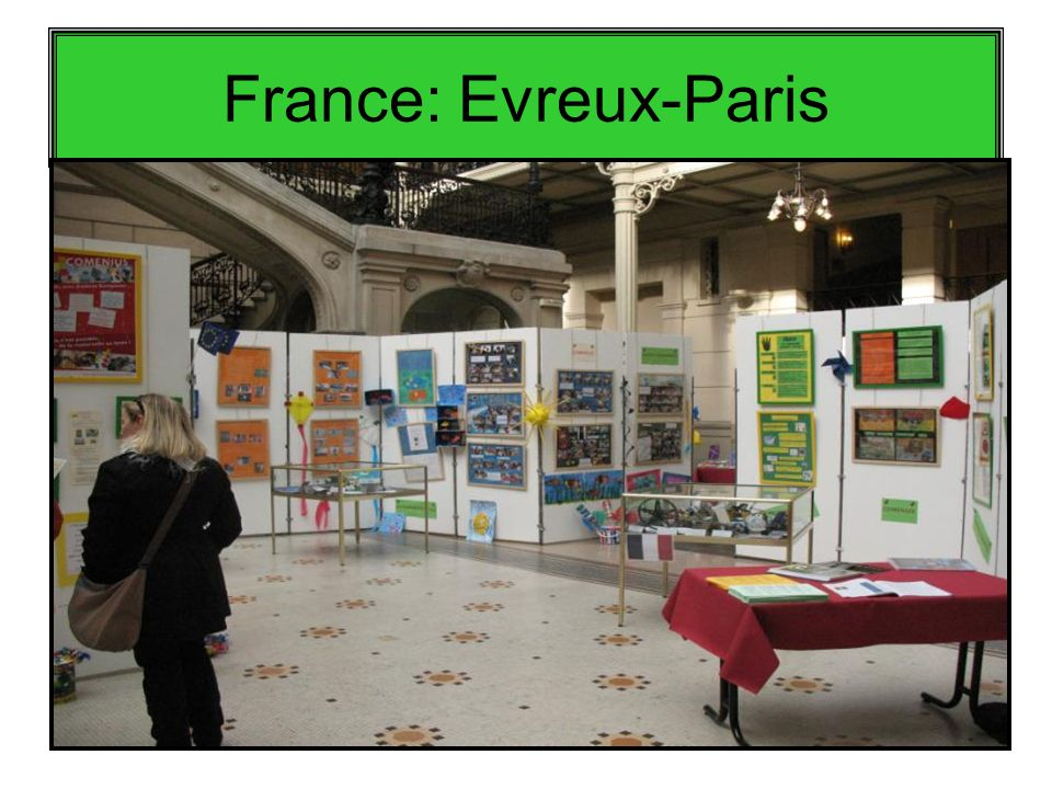 France: Evreux-Paris