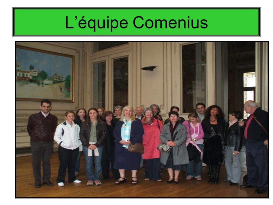 Léquipe Comenius