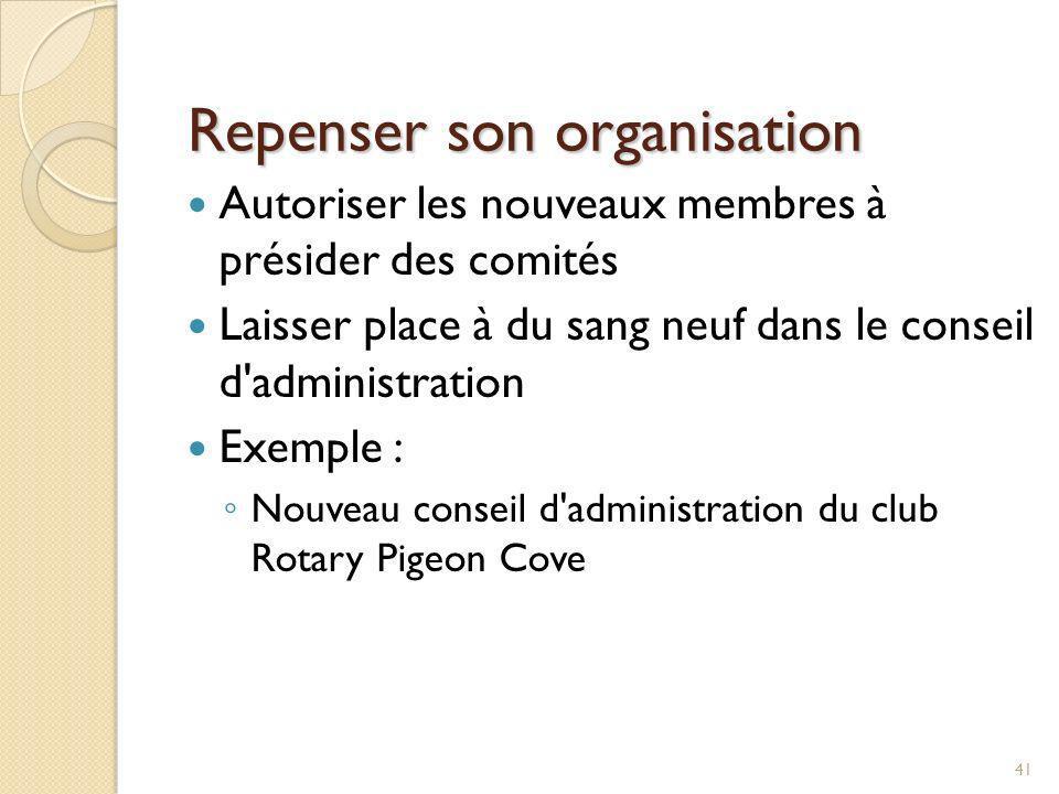 Nouveau conseil d administration du club Rotary Pigeon Cove 42