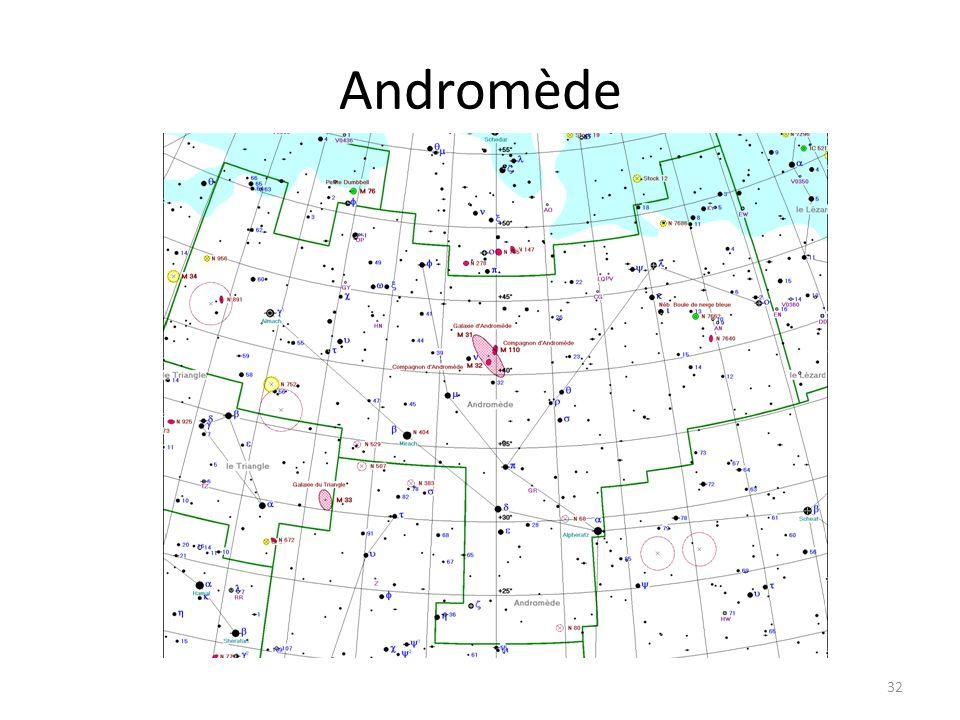 Andromède 32