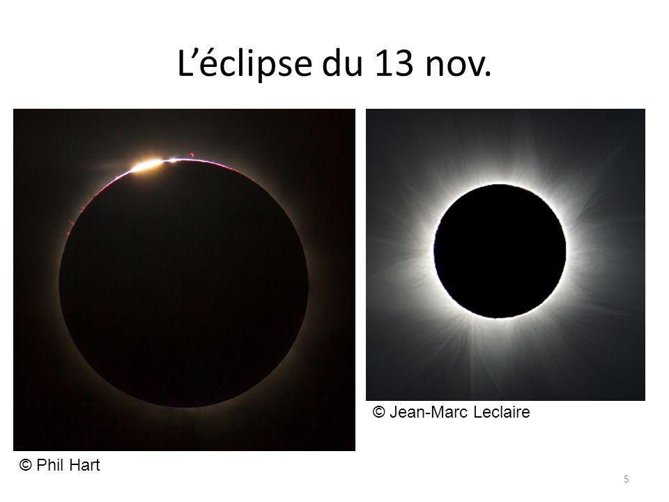 Léclipse du 13 nov. 5 © Phil Hart © Jean-Marc Leclaire