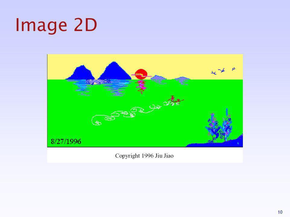 10 Image 2D