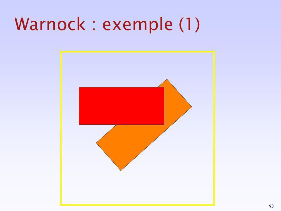 93 Warnock : exemple (1)
