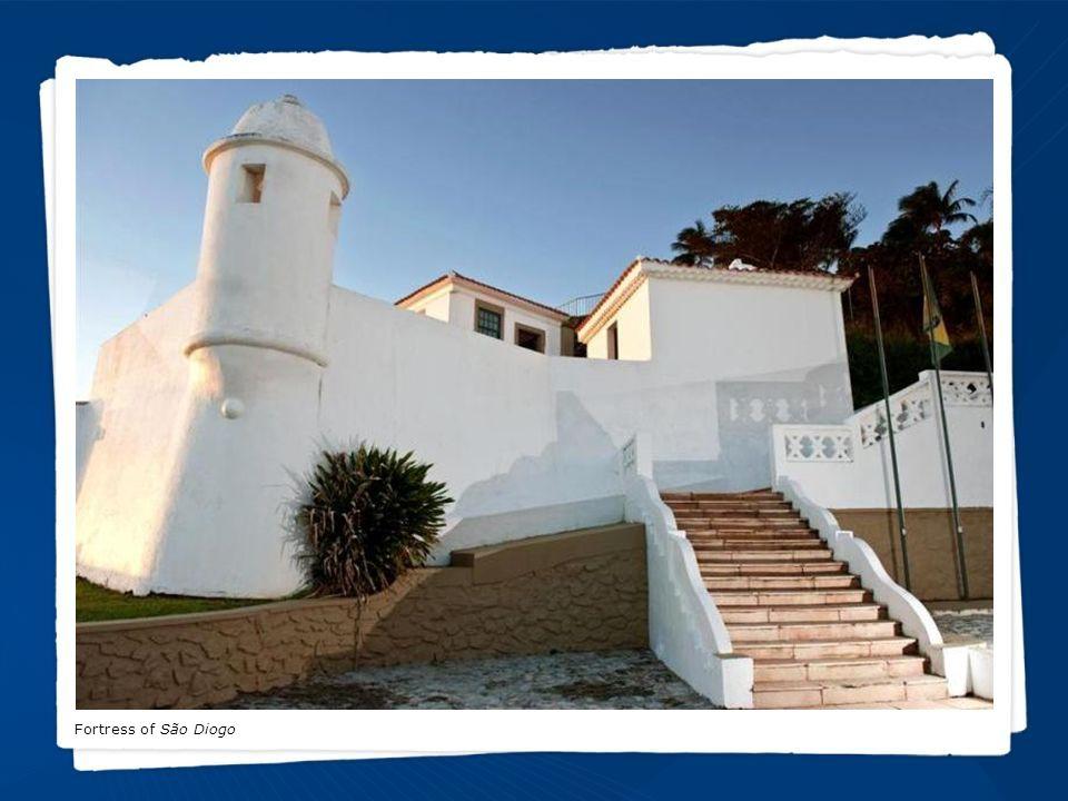 Fortress of Monte Serrat