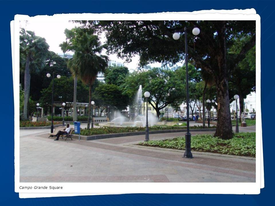 Campo Grande Square