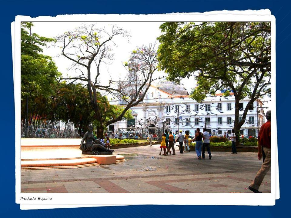 Historic Center - Pelourinho