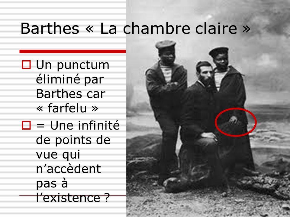 Barthes « La chambre claire » Et si Savorgnan de Brazza devenait un attribut de la monade « bras croisés » ?