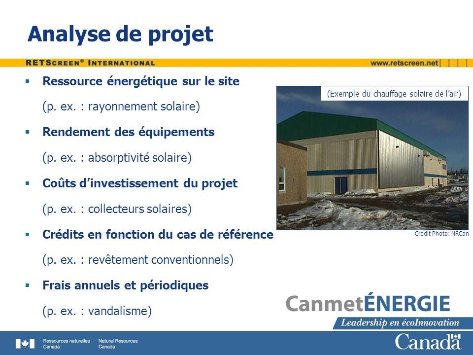 RETScreen www.retscreen.net