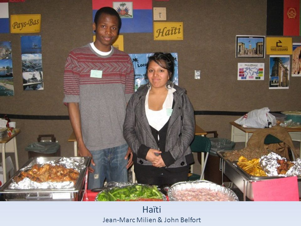 Haïti Jean-Marc Milien & John Belfort