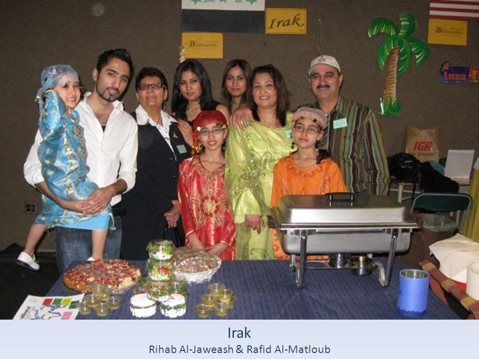 Irak Rihab Al-Jaweash & Rafid Al-Matloub