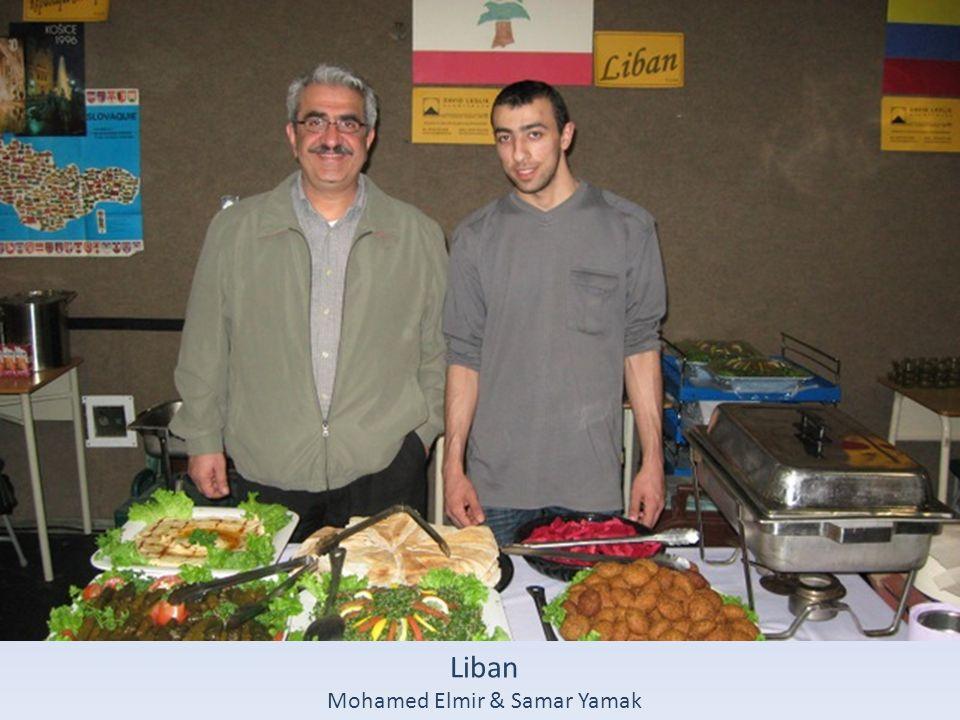 Liban Mohamed Elmir & Samar Yamak
