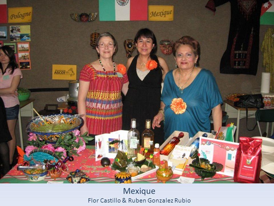Mexique Flor Castillo & Ruben Gonzalez Rubio