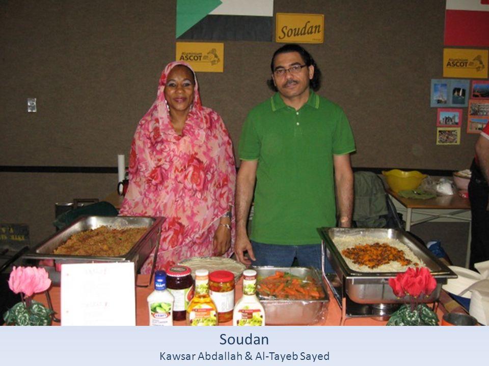 Soudan Kawsar Abdallah & Al-Tayeb Sayed