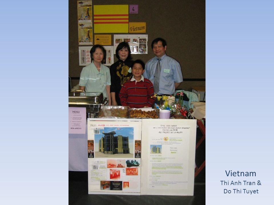 Vietnam Thi Anh Tran & Do Thi Tuyet