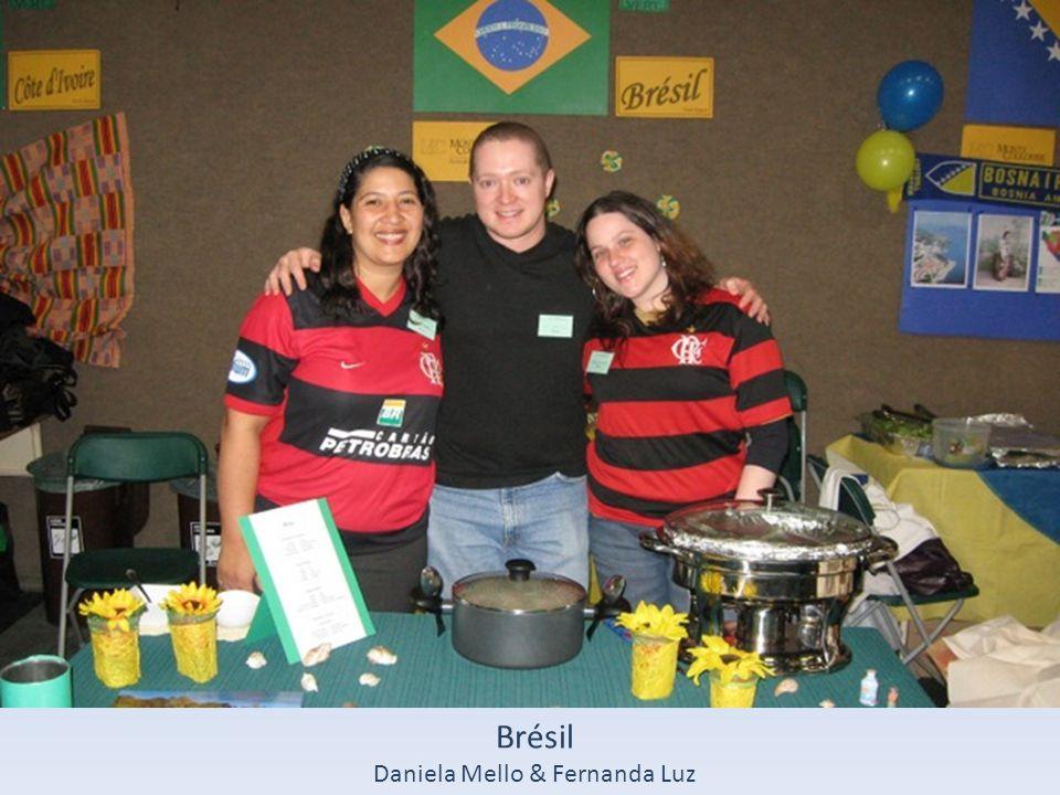 Brésil Daniela Mello & Fernanda Luz