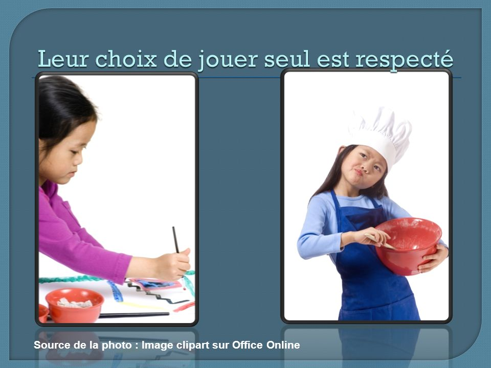 Source de la photo : Image clipart sur Office Online