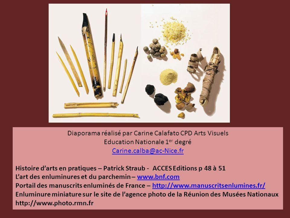 Diaporama réalisé par Carine Calafato CPD Arts Visuels Education Nationale 1 er degré Carine.calba@ac-Nice.fr Histoire darts en pratiques – Patrick St