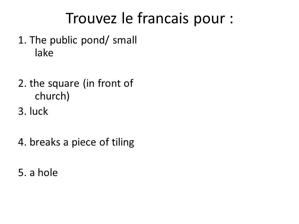 Le Fabuleux Destin dAmélie Poulain (Jean-Pierre Jeunet) Objectifs: Pouvoir identifier et décrire les personnages Comprendre limportance des lieux du tournage
