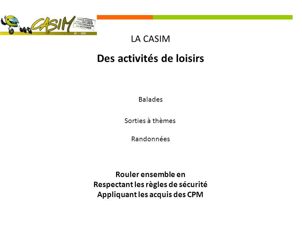 LA CASIM 60 Un site Web temporaire Remarques .Questions .