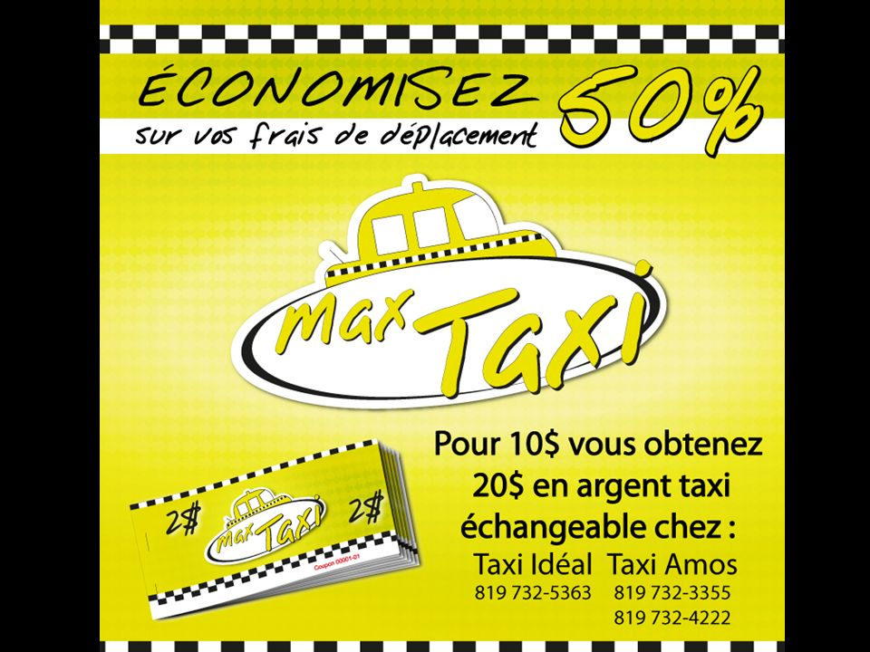MAX+ TRANSPORT COLLECTIF