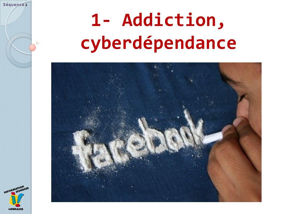 1- Addiction, cyberdépendance Séquence 2