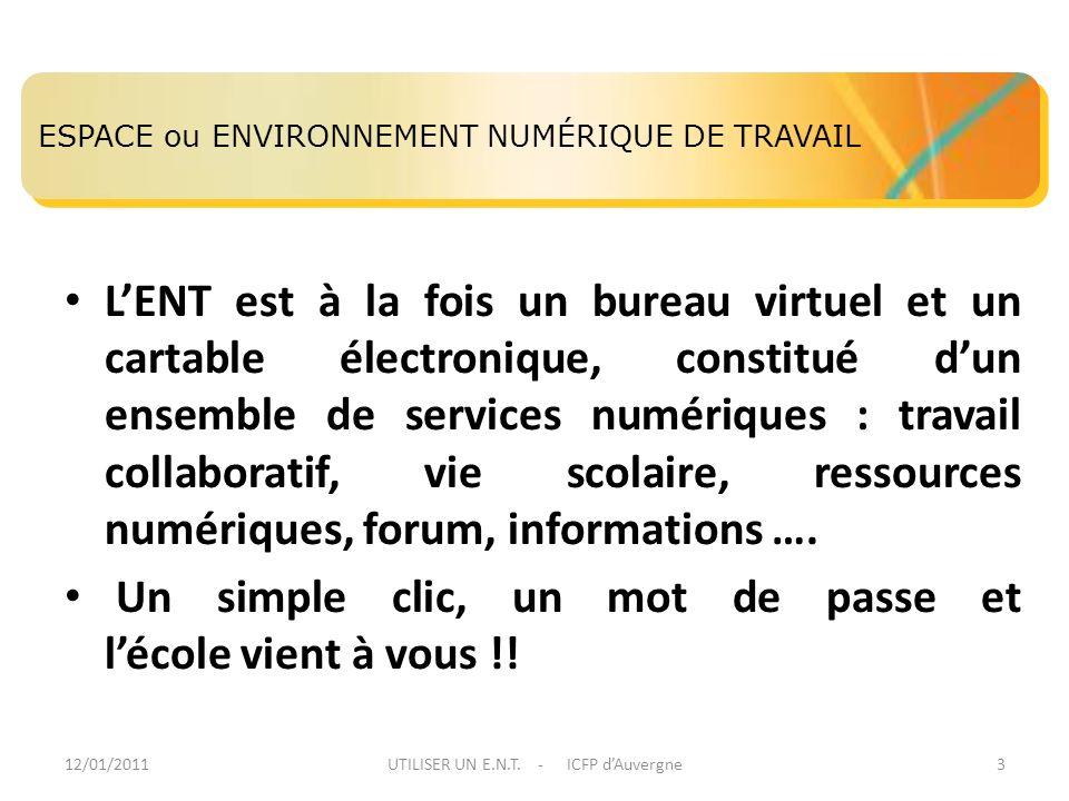 LENT est à la fois un bureau virtuel et un cartable électronique, constitué dun ensemble de services numériques : travail collaboratif, vie scolaire,
