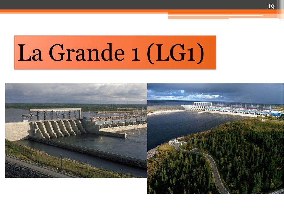 La Grande 1 (LG1) 19